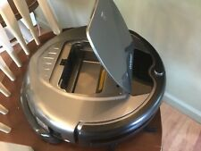 infinuvo robotic vacuum cleaner model # Hovo650 with Uv sterilization and water