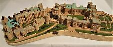 Windsor Castle by Danbury Mint Castles of the British Monarchy Mint in Box