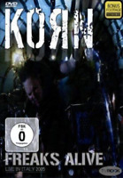 KORN-FREAKS ALIVE - (GERMAN IMPORT) (UK IMPORT) DVD [REGION 2] NEW