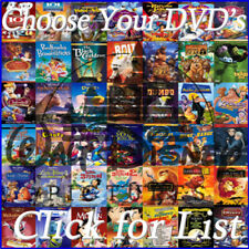Disney Pixar DVD Movies Lot - Free Shipping when you order ten or more titles!