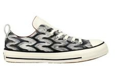 New Converse Chuck All Star Sneakers Mens 8 Womens 10 Missoni Auburn Black White