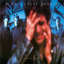 KILLING JOKE - NIGHT TIME  VINYL LP NEW!