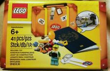 LEGO 5004932 Travel Building Suitcase Kit Set Minifigure Sealed Accessory