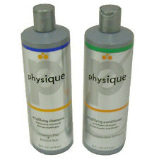 NEW SET OF PHYSIQUE AMPLIFYING DAILY SHAMPOO & CONDITIONER,16 OZ/OUNCE BOTTLES