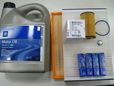 Inspektionspaket Opel Vectra C Signum 1,8 bis 2,2 Liter Benzin incl.5W30 Motoröl