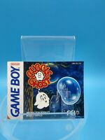 jeu video notice BE nintendo gameboy bubble ghost FAH