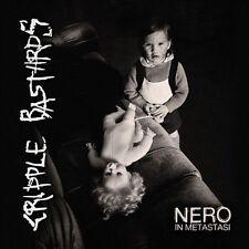 Cripple Bastards – Nero In Metastasi (CD, 2014, Relapse) Italian Grindcore, NEW