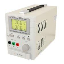 Bench Power Supply 0-30VDC 0-3Amp / 5VDC 1Amp, Dual Output CSI3003X-5