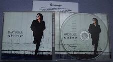 MARY BLACK Shine GRAPEVINE CD Folk Country Soft Rock Acoustic