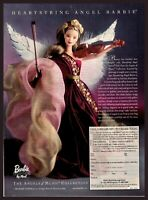 `1999 Heartstring A BARBIE Vintage Doll Promo PRINT AD Original Advertising Page