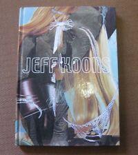 JEFF KOONS - PICTURES 1980-2002 - D.A.P. - 1st HC pop art - fine