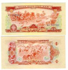 Sud vietnam south vietnam 1 Dong 1966 (1975) unc p 40