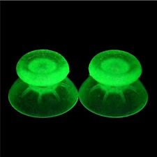 2 PCS Glow in the Dark Analog Thumb Sticks for Sony Dualshock 4 PS4 Controller