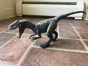 Allosaurus Jurassic World Dino Rivals Roarivores Action Figure 2017 Mattel Works