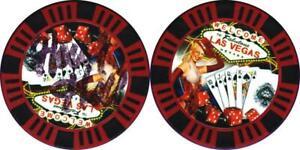 Goodfellas Wiseguy Henry Hill Autographed Las Vegas Commemorative Poker Chip