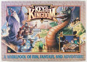 Key to the Kingdom   Box with Cardboard Tray