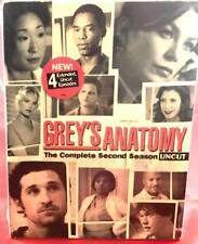 Greys Anatomy - Season 1 (DVD, 2006, 2-Disc Set) NEW