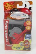 MR. POTATO HEAD ~ PARTS 'N PIECES ~ FIREFIGHTER SPUD~Playskool 02393 Mix & Match