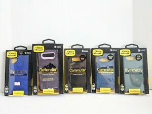 OtterBox Galaxy S10 S10+ Plus S10e Note 10+ Cases - Symmetry Defender Commuter