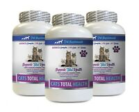 cat dental treats - CATS TOTAL HEALTH COMPLEX 3B - cat immune system support