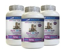 cat dental care solution - CATS TOTAL HEALTH COMPLEX 3B - cat immune supplement
