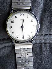 Timex Men's Mechanical (Hand-winding) Round Wristwatches