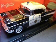 1/18 Yat Ming Chevrolet Bel Air Police 1957 302805