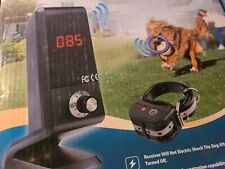 New listing New (Open Box) Justpet Vertical Wireless 2 Dog Fence Pet System Vibrate/Electric