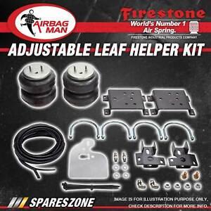 Airbag Man Air Bag Leaf Springs Helper Kit Rear for FORD FALCON Ute Cab 66-02