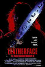 LEATHERFACE: THE TEXAS CHAINSAW MASSACRE 3 Movie POSTER 27x40 Kate Hodge William