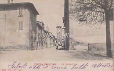 CASTELBOLOGNESE - Via Garavini 1904