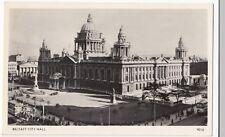 Northern Ireland; Belfast City Hall PPC, Unposted, by C Richter
