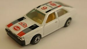 Diecast Toy Car Yatming Audi Quattro Rally GR.4 No. 1035 White