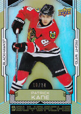 15-16 UD Buybacks Patrick Kane /24 GOLD Parallel Blackhawks 2015