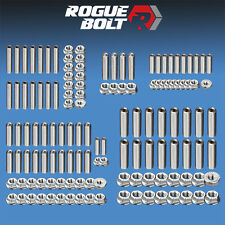 BBC BIG BLOCK CHEVY ENGINE STUD KIT BOLTS STAINLESS GM 348 396 402 409 427 454