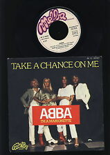 ABBA - Take a Chance on Me - I'm a Marionette - FRANCE