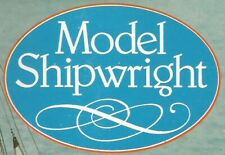 MODEL SHIPWRIGHT Ship Boat Model History Plans Number # 21 - 76 Select Edition