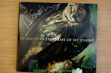 TV SMITH - IN THE ARMS OF MY ENEMY CD SIGNED BY TV SMITH