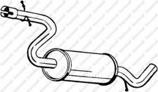 Mittelschalldämpfer für Abgasanlage BOSAL 233-811