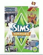 The SIMS 3 TOWN LIFE STUFF ORIGIN KEY pc codice download Global [SPEDIZIONE LAMPO]
