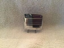 Vintage Penguin Chrome With Etched Design Cigarette Lighter