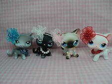Littlest Pet Shop Handmade LPS Elegant Pearls Accessories In Gift Bag Great Gift
