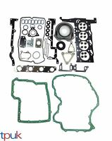 TRANSIT GASKET SET COMPLETE & HEAD GASKET & FRONT AND REAR SEALS 2.4 2000 ON