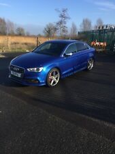 AUDI S3 SALOON 2014 * TOP SPEC 1 OWNER 2.0 *NO RESERVE*S3 NUMBER PLATE INCLUDED