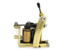 CLASSIC SHADER Brass 8 wrap Coils Tattoo Machine Professional Ink Shop Supply