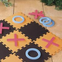NEW NOUGHTS AND CROSSES GIANT OUTDOOR GARDEN FAMILY FUN PARTY BBQ PUB GAME KIDS