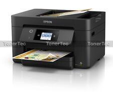 Epson Workforce Pro Wf-3820 4in1 Wi-fi Color Inkjet Printer AirPrint C11cj07501