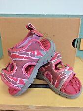 Sandals Timberland Girls Pink/Camo Open Toe Water  Little Girls Size 9-SALE!