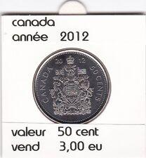C 1 ) pieces de 50 cent 2012