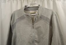 Women's Alfred Dunner French Terry  Jacket 24W  NWT